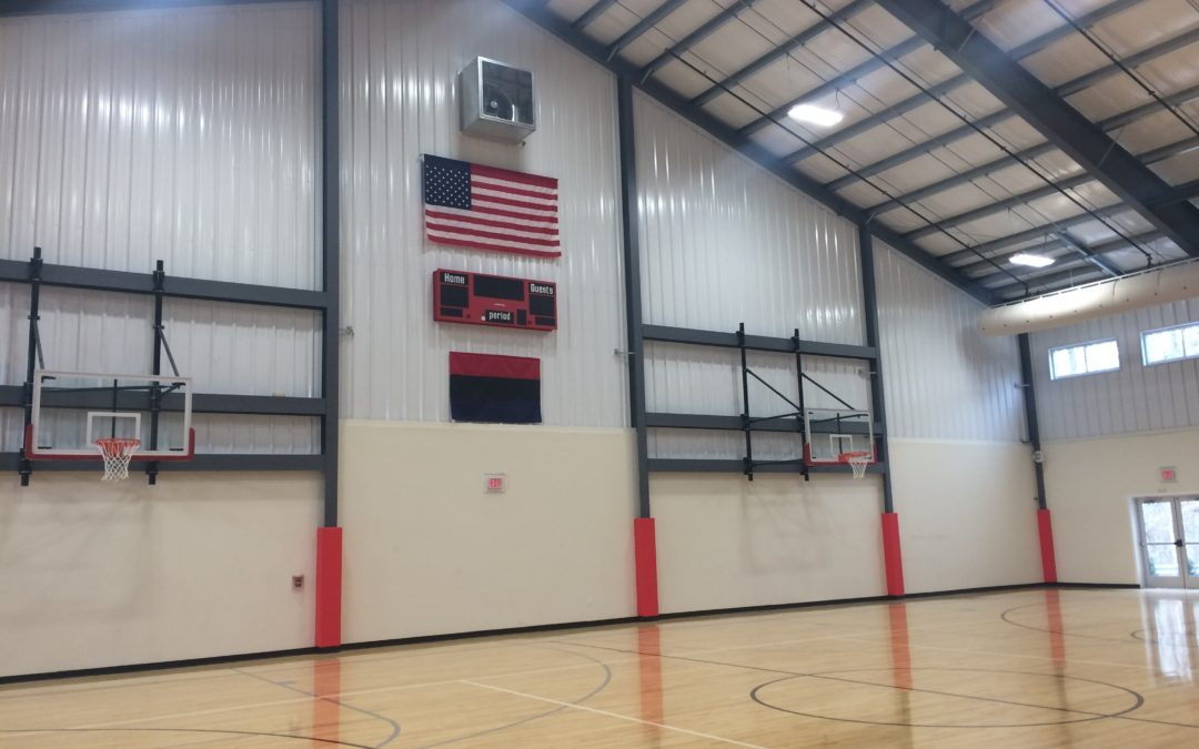 GRAND OPENING GERMANTOWN ACADEMY FIELD HOUSE