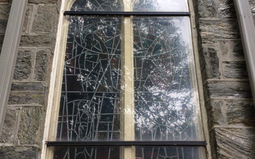 ANCHOR hired at SCH for Chapel Window Restoration