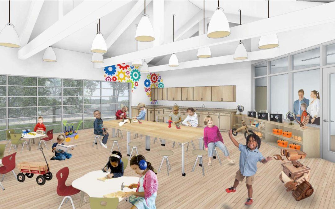 GA Lower School Renovations