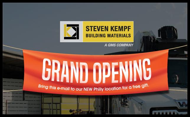 STEVEN KEMPF – GRAND OPENING