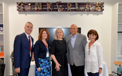GERMANTOWN ACADEMY – TINKER LAB RIBBON CUTTING