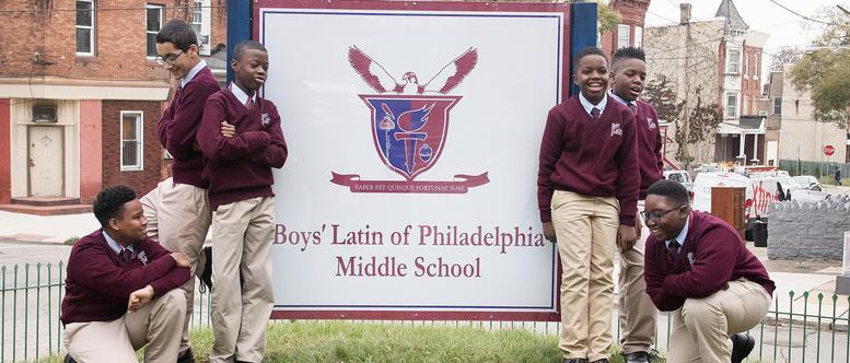 BOY'S LATIN OF PHILADELPHIA – SCIENCE LABS