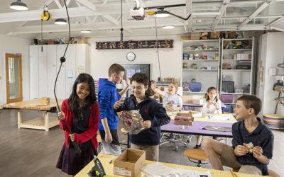 Germantown Academy's Tinker Lab Receives Praise