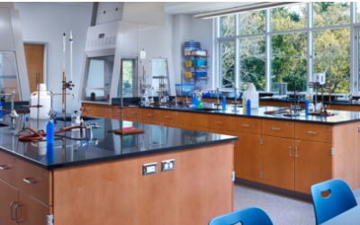 Boy's Latin Charter School Science Lab