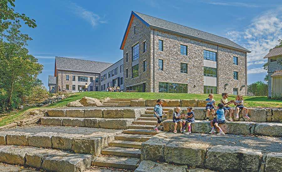 Springside Chestnut Hill Academy-ENR MidAtlantic Project of the Year